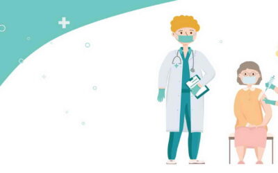 Covid-19 : Centre de vaccination éphémère